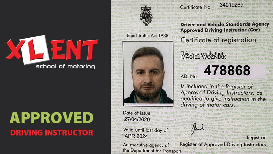 Maciek Licence